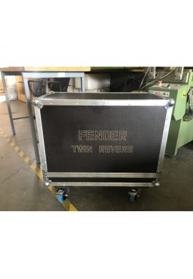 KV2 ESD15 Twin flightcase